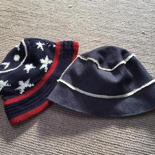 ギャップ(GAP)のキッズ2〜4歳位 帽子(帽子)