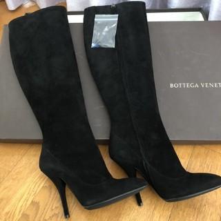 ボッテガヴェネタ(Bottega Veneta)のa♡mam様お取り置き11月5日まで★ボッテガヴェネタ試着のみ新品同様24cm(ブーツ)