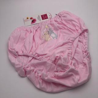 ワコール(Wacoal)の165cm LL ワコール ジュニア ショーツ 綿100.% ピンク ネコ(下着)