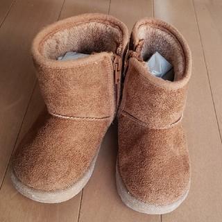 ニシマツヤ(西松屋)のムートンブーツ 14cm(ブーツ)