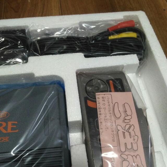 NEC(エヌイーシー)のPCエンジン コアグラフィックス2 未使用新品 エンタメ/ホビーのゲームソフト/ゲーム機本体(家庭用ゲーム機本体)の商品写真