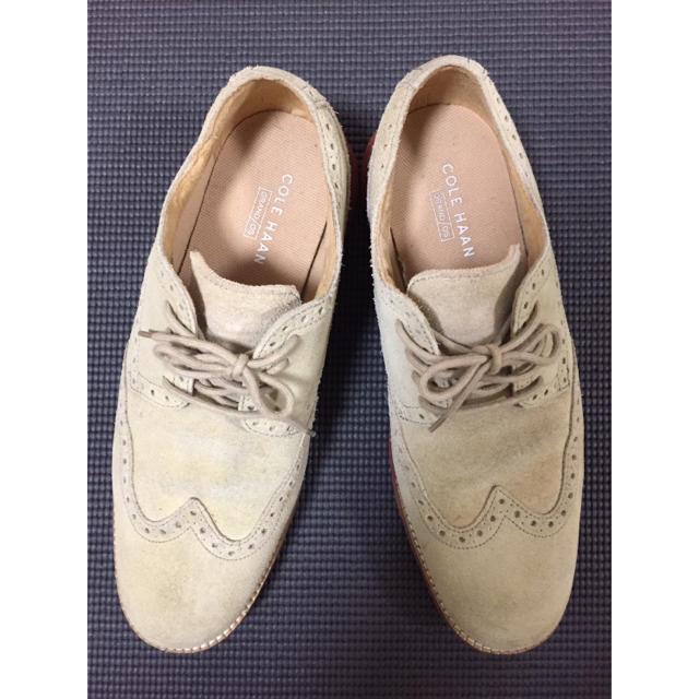 Cole Haan(コールハーン)の最終価格!COLE HAAN オリジナルグランドショートウィング メンズの靴/シューズ(ドレス/ビジネス)の商品写真