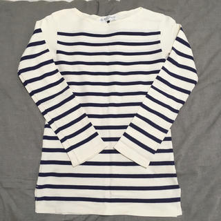 ユナイテッドアローズ(UNITED ARROWS)のユナイテッドアローズ ボーダー Tシャツ(Tシャツ/カットソー(七分/長袖))