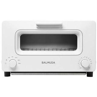 バルミューダ(BALMUDA)の新品未開封 未使用 バルミューダ トースター 白(調理機器)