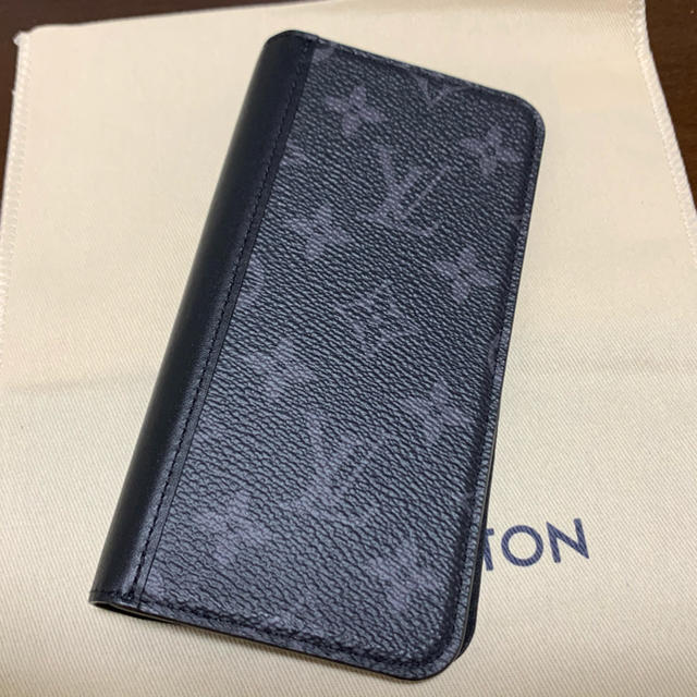 LOUIS VUITTON - ルイヴィトン  フォリオケース iPhone Xs Max 最終値下げの通販