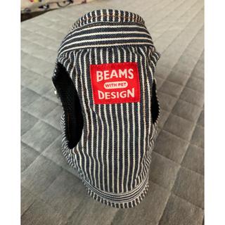 ビームス(BEAMS)の値下げ!beamsビームスハーネス 犬 中古品(犬)