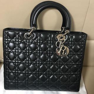 クリスチャンディオール(Christian Dior)のChristian Dior トートバッグ ショルダー バッグ(トートバッグ)