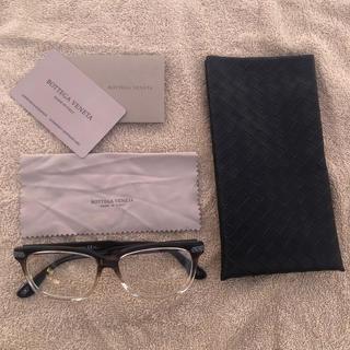 ボッテガヴェネタ(Bottega Veneta)のボッテガヴェネタ メガネ サングラス 眼鏡 294F CVX 55 ネット最安値(サングラス/メガネ)
