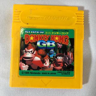 ゲームボーイ(ゲームボーイ)のスーパー ドンキーコングGB(家庭用ゲームソフト)