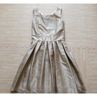 ニジュウサンク(23区)の大きいサイズ ドレス 13号(ミディアムドレス)