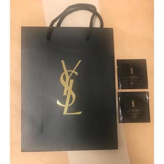 イヴサンローランボーテ(Yves Saint Laurent Beaute)のイブサンローラン  ショッパー サンプル(ショップ袋)