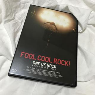 ワンオクロック(ONE OK ROCK)のFOOL COOL ROCK! ONE OK ROCK DOCUMENTARY (ミュージック)