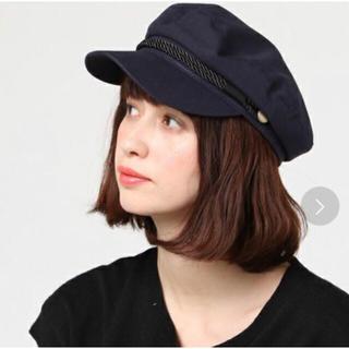 スライ(SLY)の【SLY】マリンキャスケット/帽子(キャスケット)
