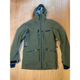 ザノースフェイス(THE NORTH FACE)のNORRONA ノローナ TAMOK タモック jacket Sサイズ 中古美品(ウエア/装備)