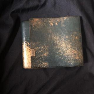 エンダースキーマ(Hender Scheme)の所作 ショートウォレット(折り財布)
