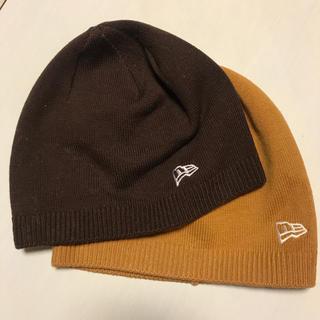 ニューエラー(NEW ERA)の【新品未使用】ニューエラ セット(ニット帽/ビーニー)
