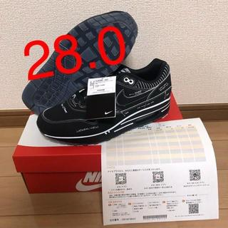 ナイキ(NIKE)の28cm NIKE AIR MAX 1 SCHEMATIC(スニーカー)