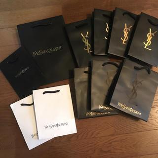 イヴサンローランボーテ(Yves Saint Laurent Beaute)のイヴ・サンローラン ショッパー セット ♡(ショップ袋)