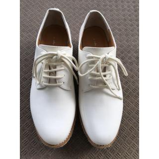 アニエスベー(agnes b.)のagnes bのシューズ(ローファー/革靴)
