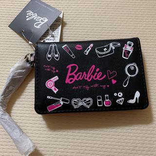 バービー(Barbie)のバービー定期入れ パスケース(名刺入れ/定期入れ)