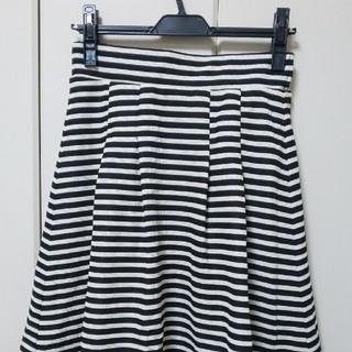 ジエンポリアム(THE EMPORIUM)の冬に着れるエンポリアムのスカート(ひざ丈スカート)