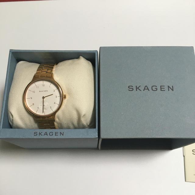 SKAGEN(スカーゲン)のSKAGEN腕時計 レディースのファッション小物(腕時計)の商品写真