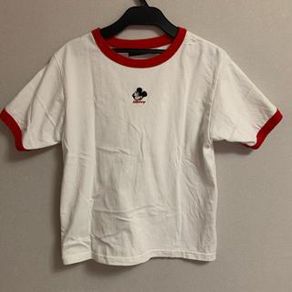 ヘザー(heather)のHeather ディズニーコラボTシャツ(Tシャツ(半袖/袖なし))