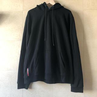 プラダ(PRADA)のPRADA Hooded Bluson Sweatshirt(スウェット)