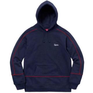 シュプリーム(Supreme)のSupreme Piping Hooded Sweatshirt(スウェット)