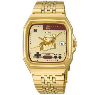アルバ(ALBA)のアルバ ALBA スーパーマリオコラボレーションウオッチ ACCK711(腕時計(アナログ))
