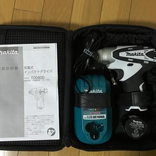マキタ(Makita)のmakita 充電式インパクトドライバ TD090D 10.8v(その他)