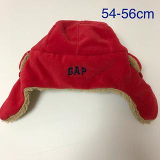 ギャップキッズ(GAP Kids)の美品☆ GAP kids 帽子 (54-56cm)(帽子)