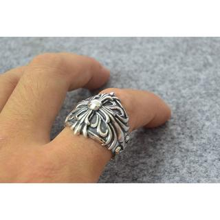 クロムハーツ(Chrome Hearts)のK151クロムハーツ リング(リング(指輪))