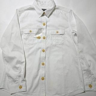 エディーバウアー(Eddie Bauer)の新品 未使用 エディバウアー綿シャツ(シャツ/ブラウス(長袖/七分))