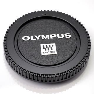 OLYMPUS - OLYMPUS BC-2 純正ボディキャップ マイクロフォーサーズ共通