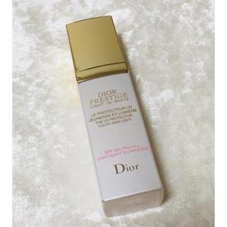 クリスチャンディオール(Christian Dior)の4回使用 Dior プレステージ ホワイト ル プロテクター ルミエール UV(化粧下地)