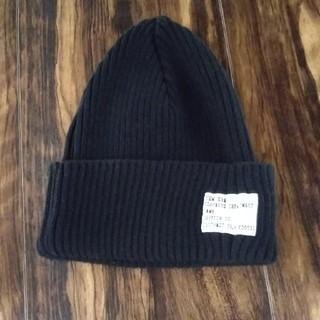 ニューエラー(NEW ERA)のニューエラ ニットキャップ ブラック(ニット帽/ビーニー)