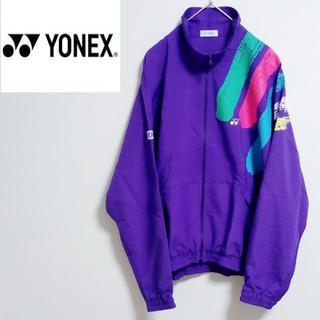 ヨネックス(YONEX)の美品 vintageナイロンジャケット ヨネックス YONEX (ナイロンジャケット)