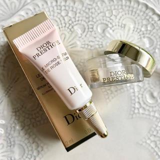 Dior - 【お試し7,480円分】新作 プレステージ コンサントレユー セラムドローズユー