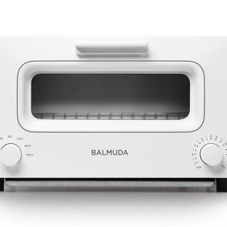バルミューダ(BALMUDA)の新品未開封  バルミューダ トースター BALMUDA  白 K-01E -WS(調理機器)