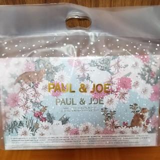 ポールアンドジョー(PAUL & JOE)の【店頭完売品】ポール&ジョー クリスマスコフレ2019 アドベントカレンダー(コフレ/メイクアップセット)