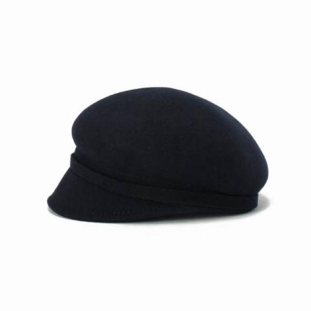 JOURNAL STANDARD(ジャーナルスタンダード)のジャーナルスタンダード ウールキャスケット レディースの帽子(キャスケット)の商品写真