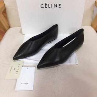 セリーヌ(celine)のセリーヌ フラットパンプス バレエシューズ(ローファー/革靴)