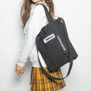アトモス(atmos)のPopteen 10月 付録 アトモスピンク 4wayダブルロゴバッグ(ファッション)