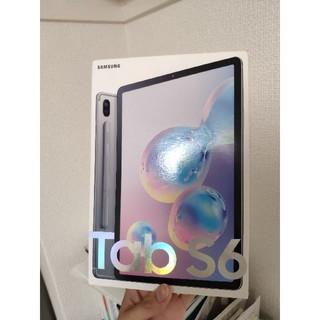 サムスン(SAMSUNG)のGalaxy tab s6 128G WiFi+LTE(タブレット)