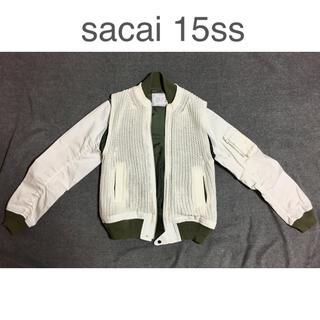 サカイ(sacai)のsacai 2015S/S メンズ ブルゾン(ブルゾン)