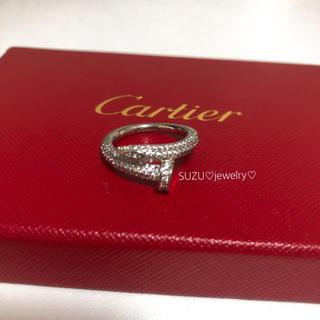 カルティエ(Cartier)の最高級シルバー✨釘リング❤️(リング(指輪))