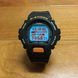 ジーショック(G-SHOCK)のCASIO G-SHOCK BASIC DW-6600B 【中古品】(腕時計(デジタル))