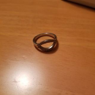 ヤマシタトモヒサ(山下智久)のCRESCENTLUNA リング シルバー(リング(指輪))