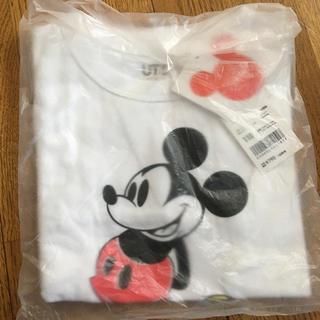 ユニクロ(UNIQLO)のユニクロ 新品ミッキーtee(Tシャツ/カットソー)